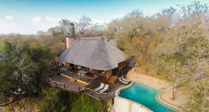 Garonga Safari Camp Limpopo