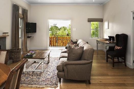 Luxury accommodation Franschhoek