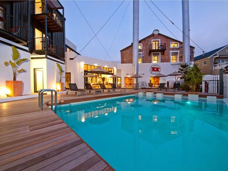 Luxury holiday accommodation Knysna