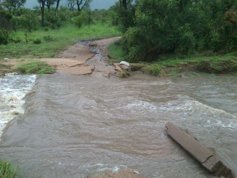 Floods in the Bush: Misfortune comes with a Morsel of Mercy