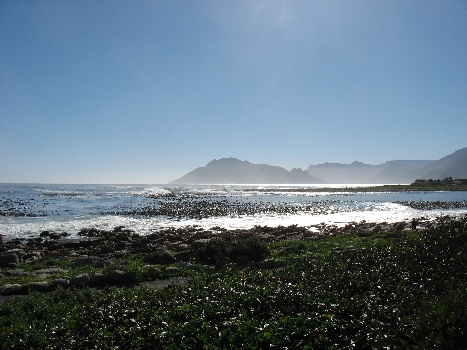 Coastal walk at Kommetjie Cape Town