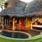 Jacis Lodges Plunge Pool