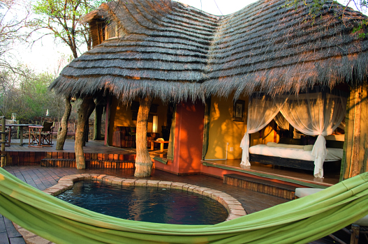 Jac of the Bushveld: Why Kids Love Jaci's Lodges