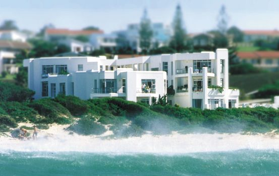 Jeffreys Bay accommodation self catering apartments
