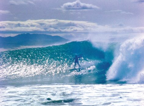 Where the Surf's Up Real Big: All Boards Point to Jeffreys Bay