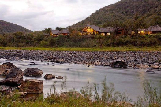 Duma Manzi Eco Lodge & Spa