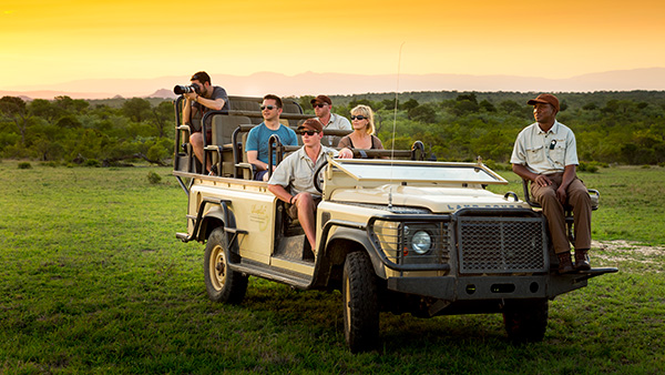 luxury photographic safaris in South Africa