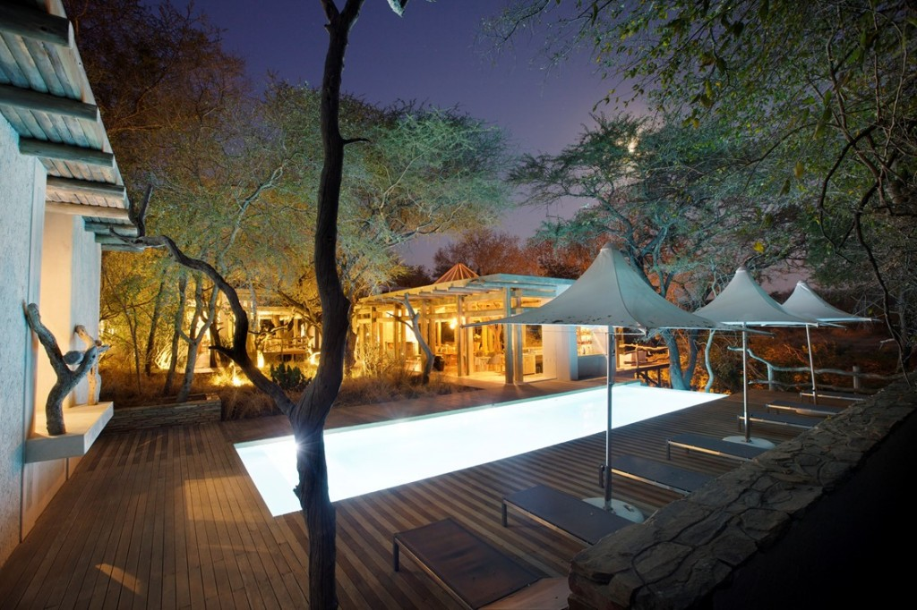 The Big Bush and a Beautiful Riverside Camp in Limpopo: Kapama Karula