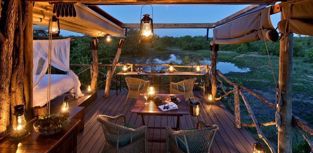 Tented Safaris and Wilderness Sleep Outs South Africa