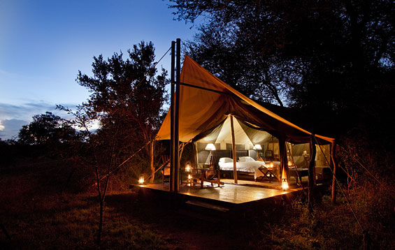 Tented Safaris & Sleepouts in South Africa From Kruger to Kzn: Take Your Pick