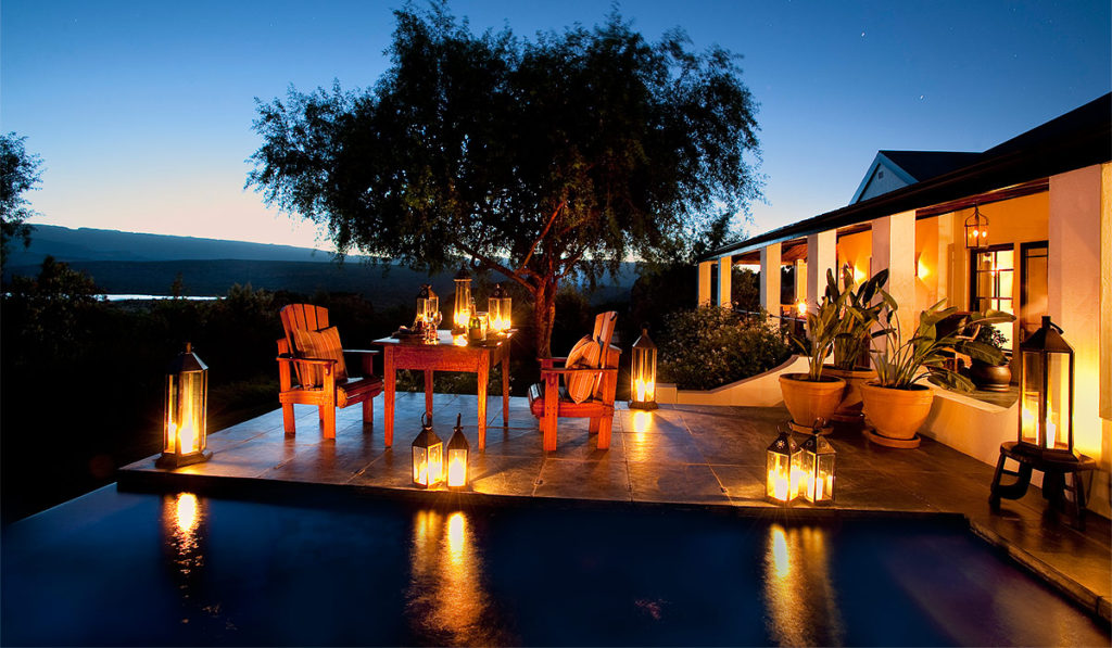 sole-use lodges South Africa