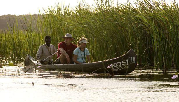 Kosi Canoeing