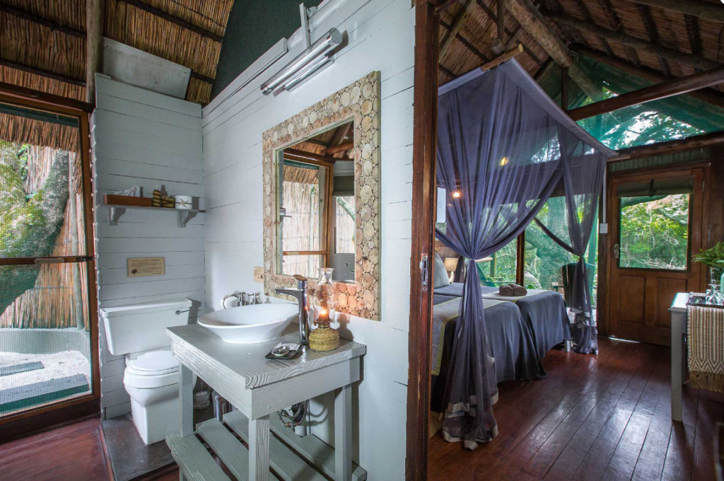 romantic forest lodge kwazulunatal
