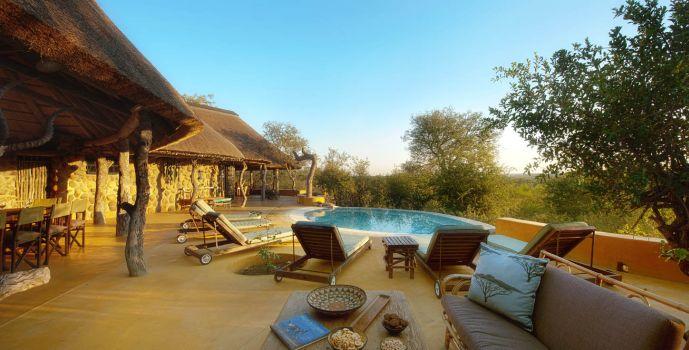 sole-use safari lodges South Africa