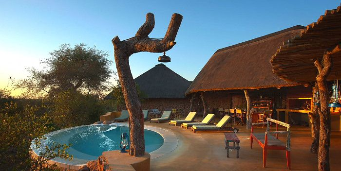 A Bush-Pad of Your Very Own: Some Fabulous Exclusive-Use Lodges in South Africa