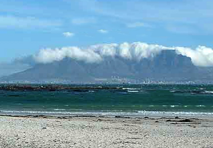 How Devil's Peak Got its Name: What You Need to Know about Windy Days in Cape Town!