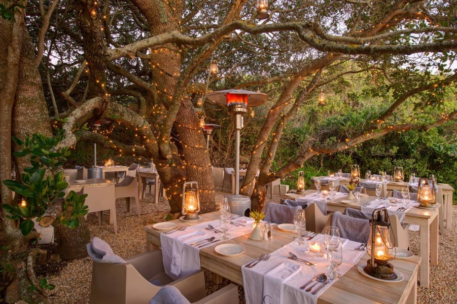 exceptional outdoor food experiences south africa