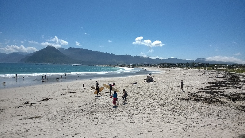 Long Beach at Kommetjie Cape Town beach holidays Exclusive Getaways