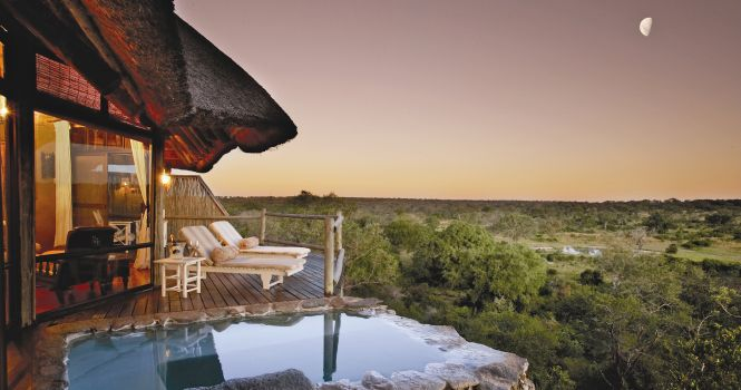 Honeymoon in Super-Style, in South Africa