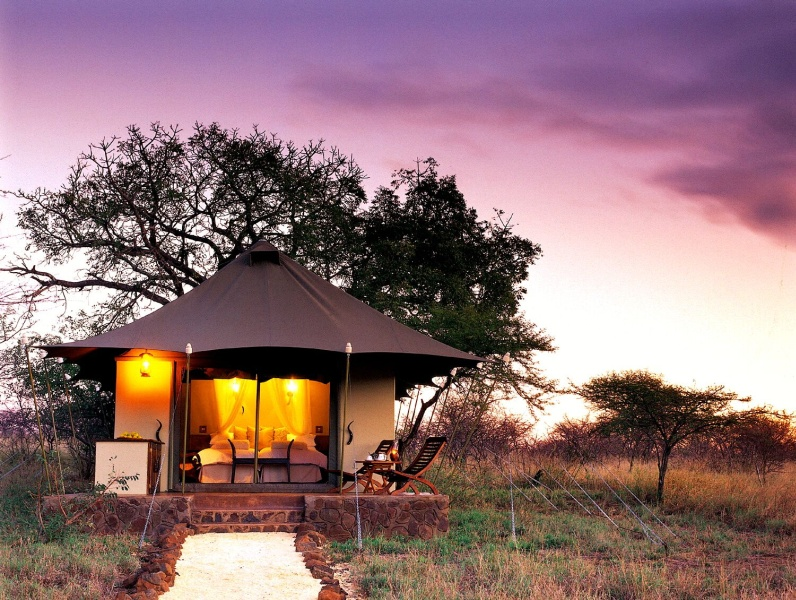 luxury tented safaris south africa