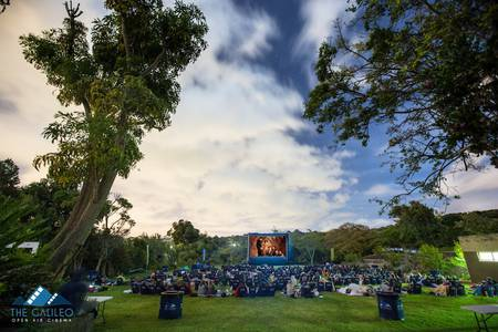 Galileo Open-Air Cinema at Kirstenbosch Gardens Cape Town