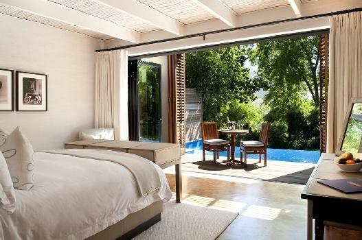 Delaire Graff exclusive luxury accommodation cape winelands