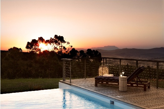 Delaire Graff exclusive luxury accommodation cape winelands