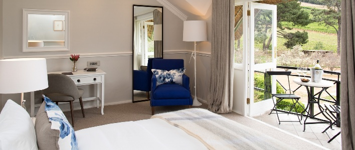 Luxury accommodation Franschhoek Mont Rochelle