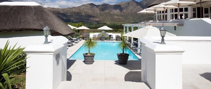 Luxury getaways Franschhoek