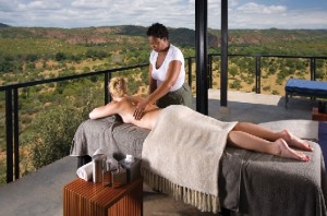 The Outpost Spa Treatment