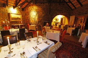 Romantic dining at Walkersons