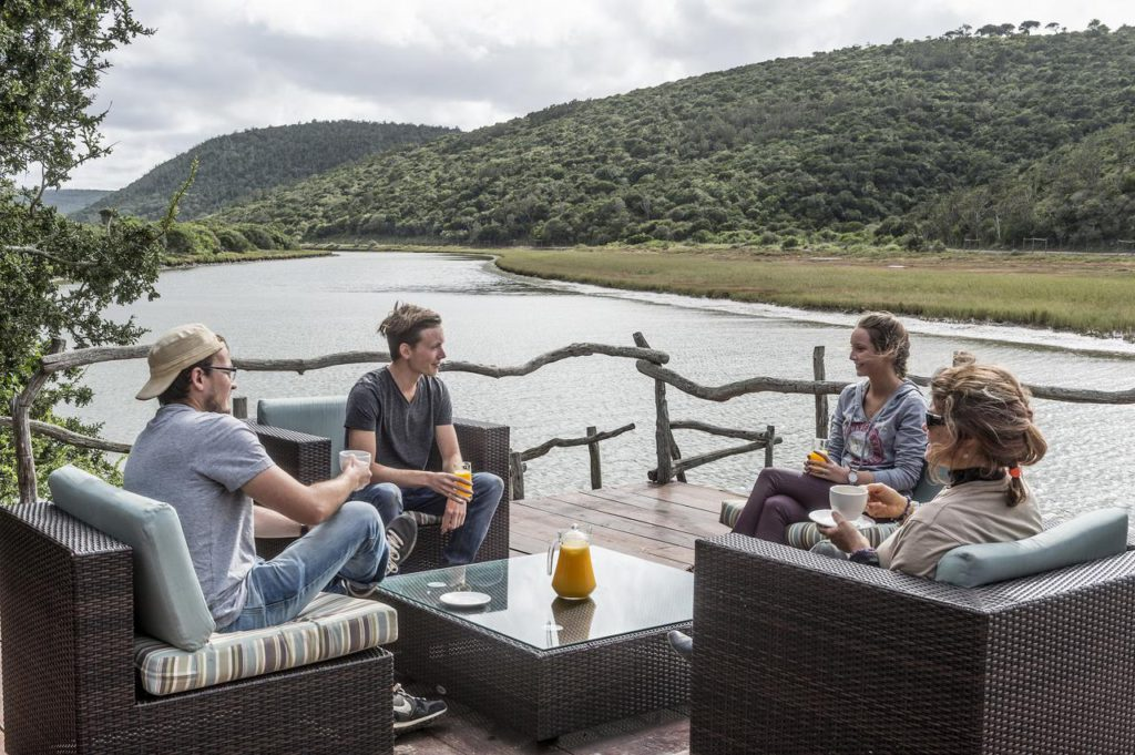 Kariega Game Reserve River Lodge
