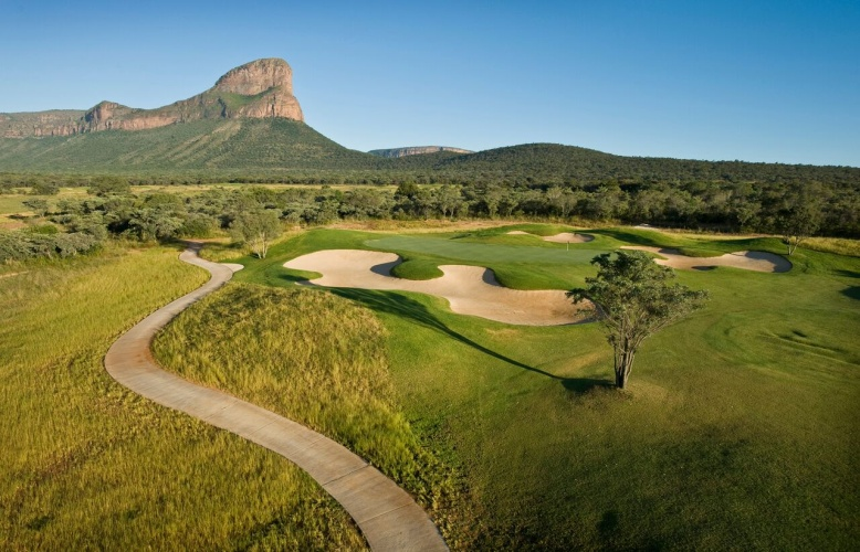 golf and safari experience waterberg south africa