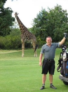 Leriba Golf Lodge for great golf  and wildlife
