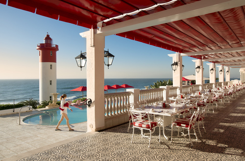 That Oceanic Feeling … A Lavish Beachside Holiday with a Free Night at The Oyster Box in   Umhlanga KwaZulu-Natal