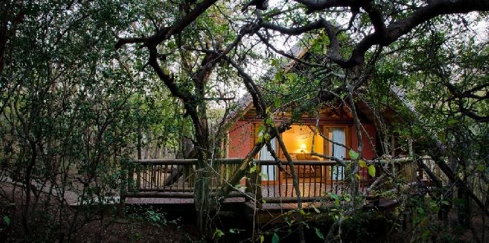 Nature getaway Hluhluwe River Lodge