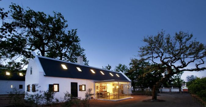 Authentic and super-luxurious farm-style accommodation at Babylonstoren