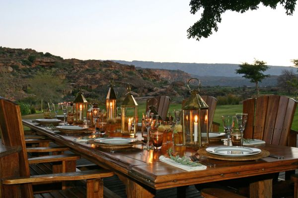 Fabulous Food & Wine Weekend Getaways at Bushmans Kloof in 2014