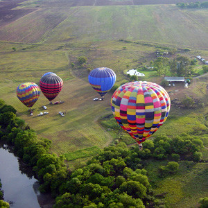 Bill Harrop Balloon Safaris 2