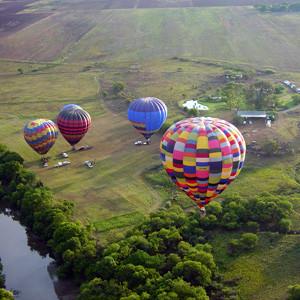 Bill Harrop Balloon Safaris 2