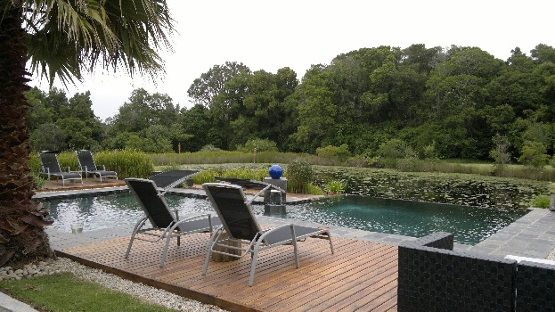 luxury holiday accommodation Garden Route