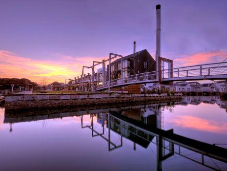 Turbine Hotel and Spa on Knysna's Thesen Island Exclusive Getaways