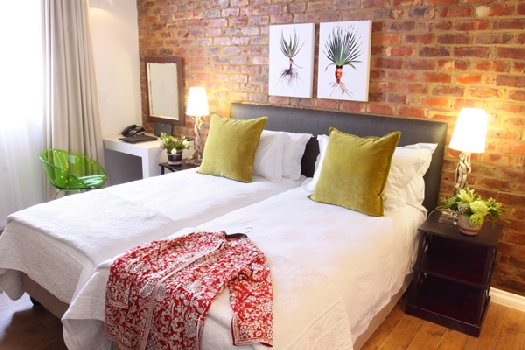 Unique hotels South Africa: The Turbine Hotel & Spa Knysna