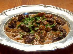 Augusta De Mist's Mutton Casserole