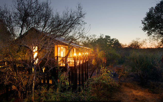 A Tented Safari Eden in Kapama Private Game Reserve South Africa