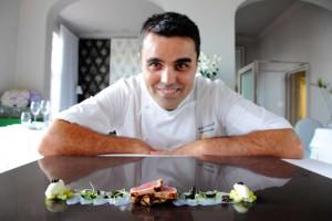 Grand Chef Peter Tempelhoff at Cellars-Hohenort