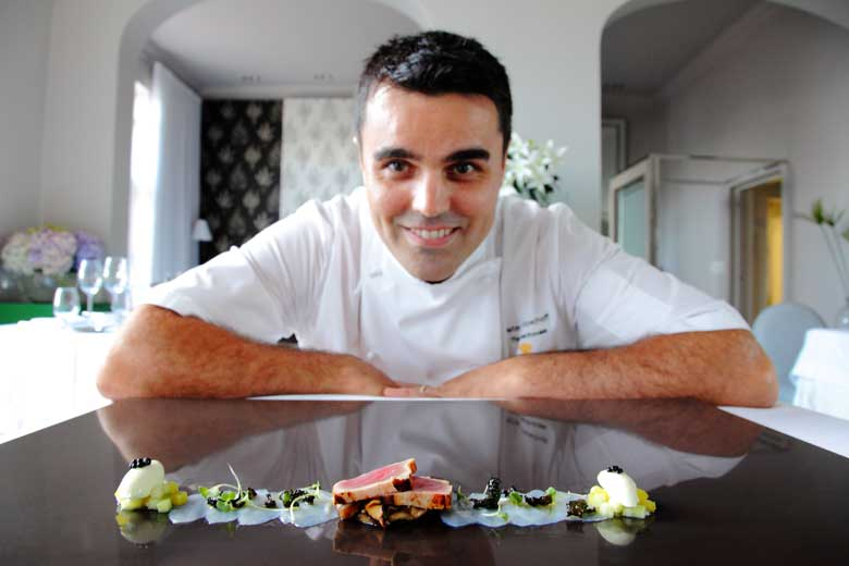 Spice up the Winter & Spring with Grand Chef Peter Tempelhoff's Kitchen Sessions at The Cellars-Hohenort Cape Town