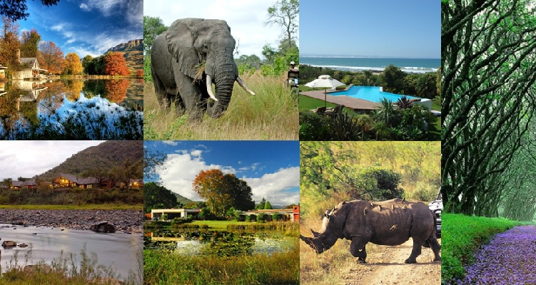 Exclusive Getaways & Associates at Indaba 2014: These are the Getaway Greats you will Meet on ICC E07