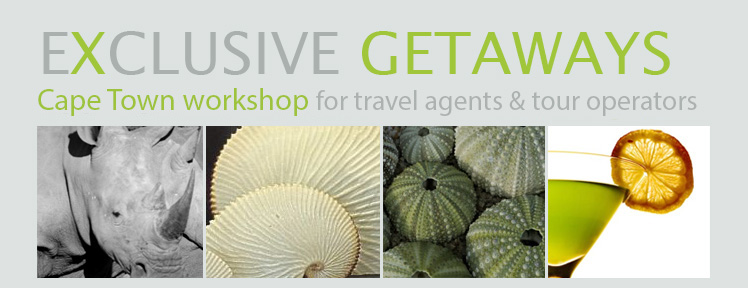 Exclusive Getawaysb Cape Town Travek Agents & Tour Operators Workshop