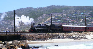 Atlantic Rail, Cape Town to Simon's Town